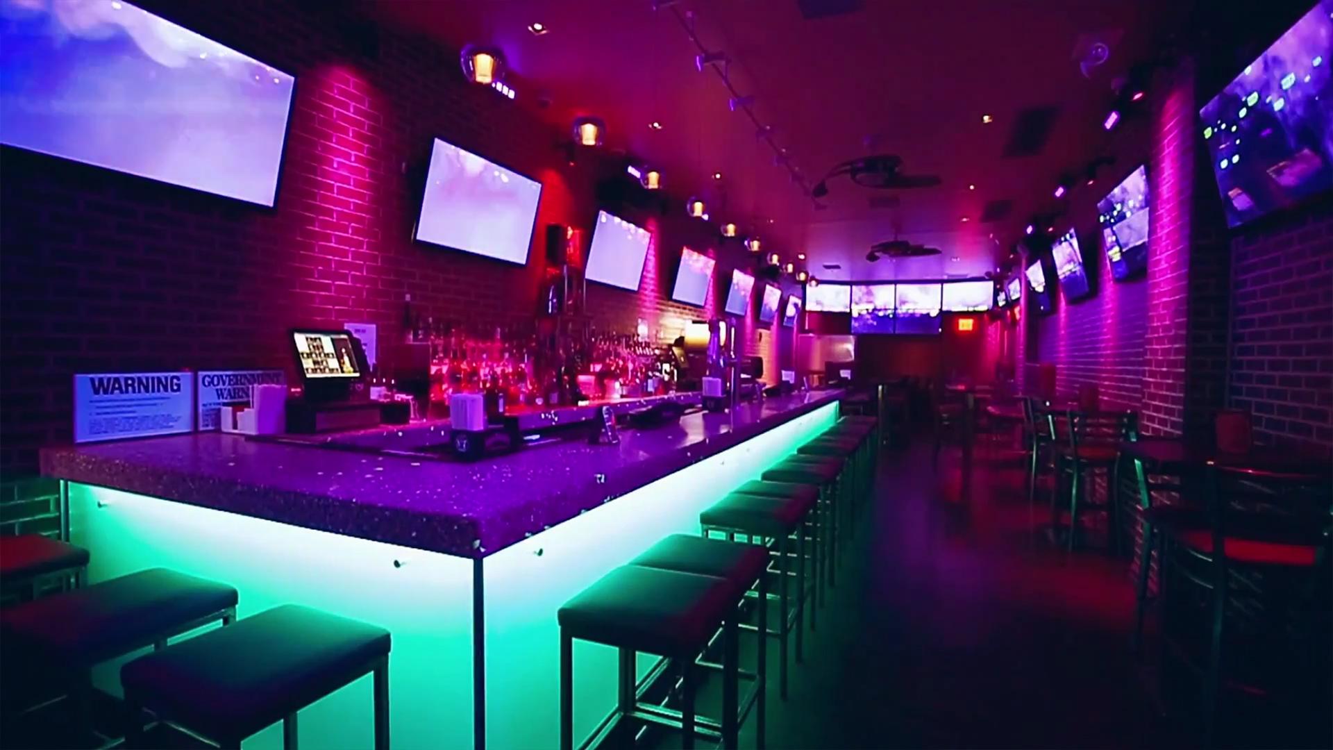Brik Bar Lounge – Tirso Lighting