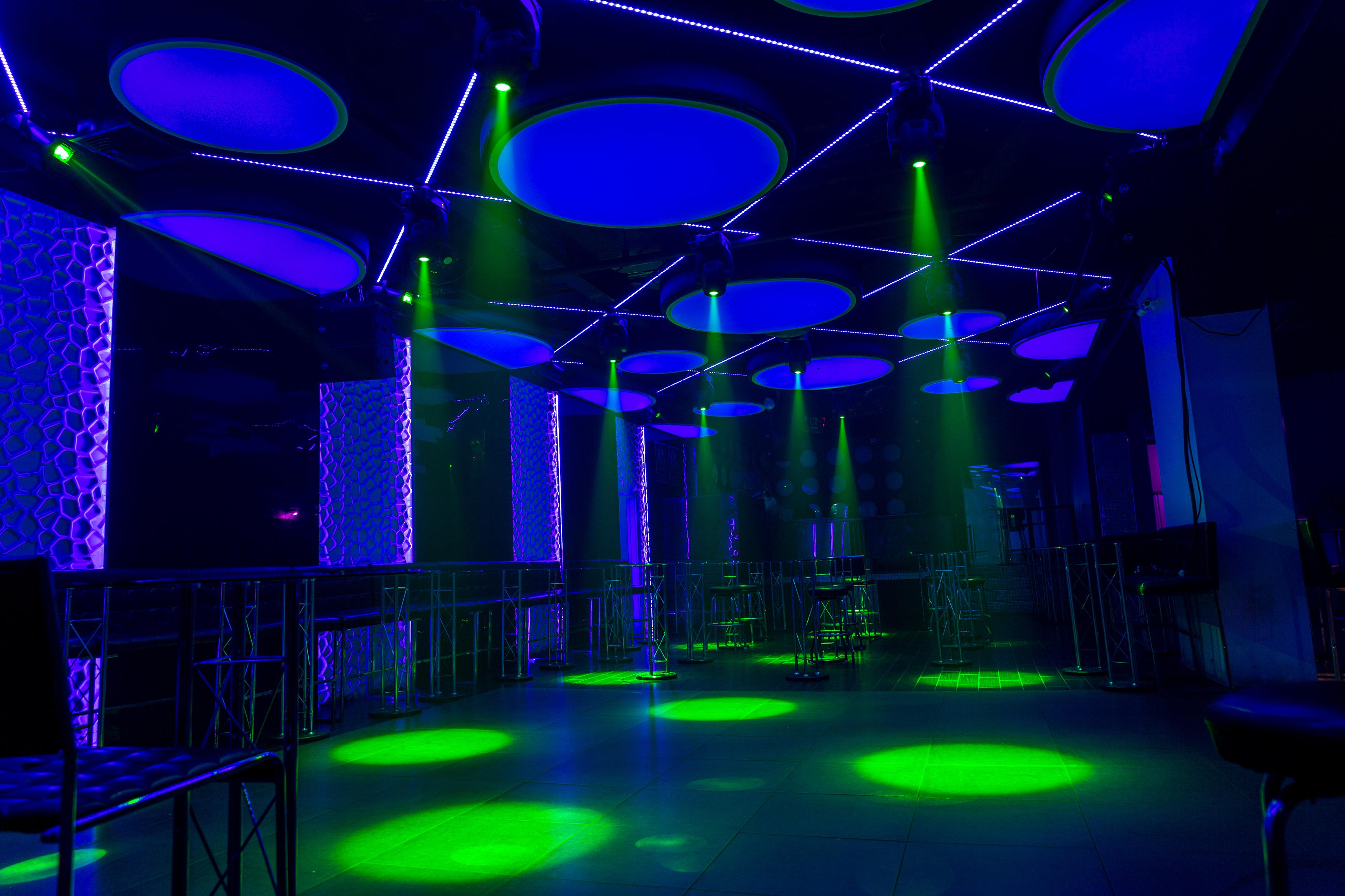 еще картинки свет клубов использования